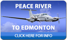 Scheduled Service to Edmonton